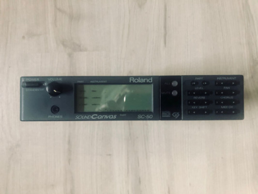 Roland -  Sound Canvas SC-50