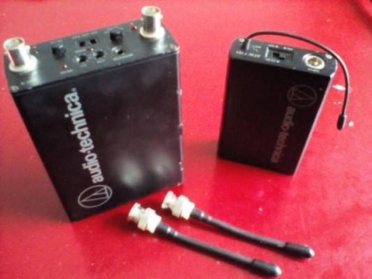 Sistema inalámbrico ENG audio technica