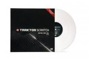 Traktor Scratch Vinyl MK2 - Blanco