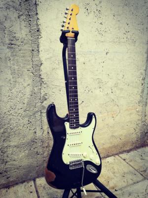 """Stratocaster 62 heavy relic MJT """"ÚLTIMA REBAJA"""""""