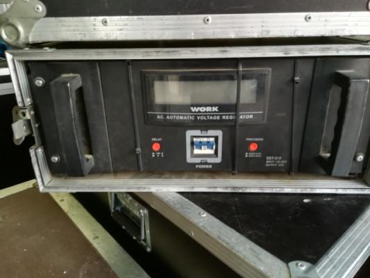 elevador de corriente