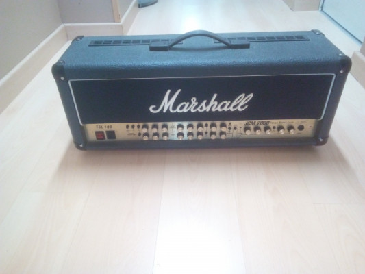 Cabezal Marshall 2000 TSL