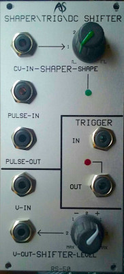 Analogue Systems RS-50 Trigger Generator