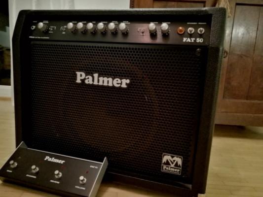 Palmer Fat 50 combo