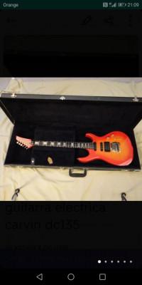 guitarra eléctrica carvin dc135