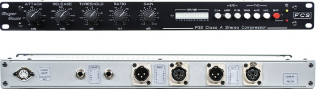 Foote control P3S ME class A + HPF Frequency