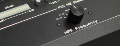 Foote control P3S ME class A + HP Filter Module