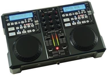 American Audio CK1000 con Flight Case America Audio a Medida