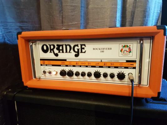 Orange Rockerverb 100 UK