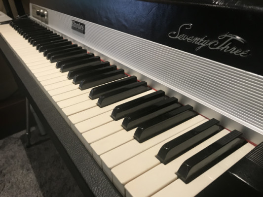 Fender Rhodes MK 1 Stage 73 IMPECABLE
