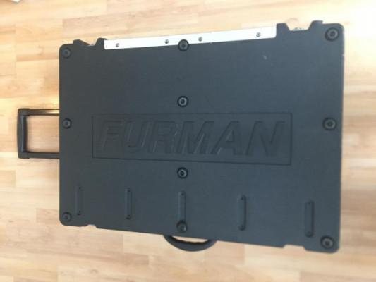 Pedalboard/maleta hardcase Furman SPB-8C
