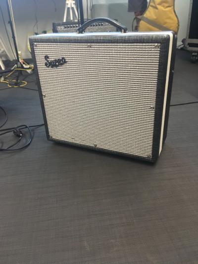 """Amplificador guitarra eléctrica Supro S1695T Black Magick 1x12"""""""