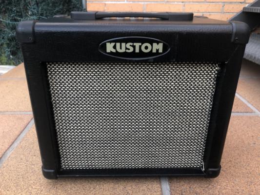 Amplificador de guitarra Kustom KGA10FX