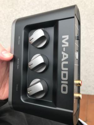 M-AUDIO Fast Track SOLO MKII