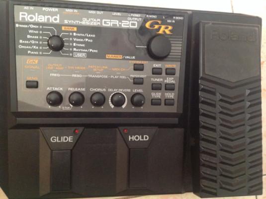 Roland gr 20 + pastilla gk3 + cable gk 8 pin RESERVADO