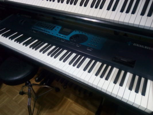 Sintetizador GEM EQUINOX PRO 88