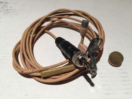 Micrófono Sennheiser MKE 2 GOLD