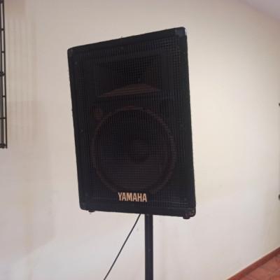Pareja de altavoces Yamaha