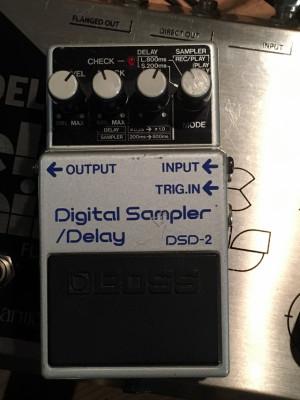 BOSS DSD-2 (JAPONES)