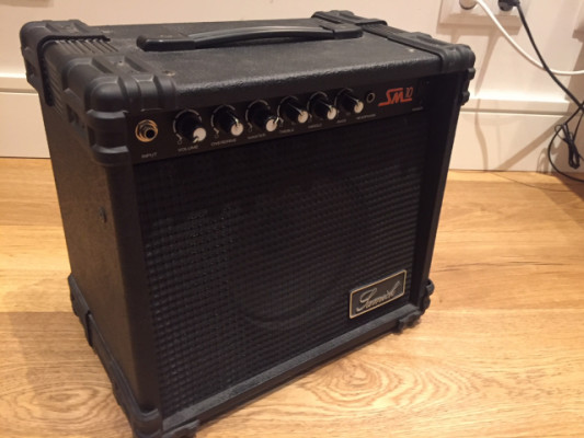 Amplificador guitarra Samick SM10