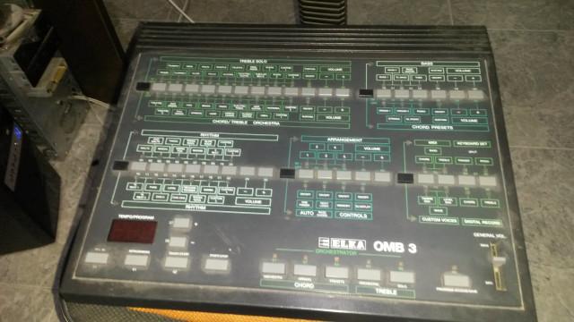Elka omb3 teclado
