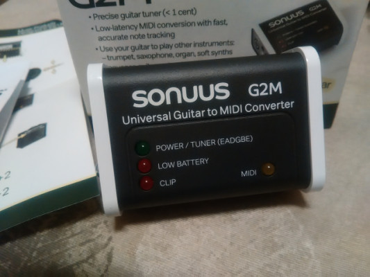/Cambio         Sonuus G2M x Line6 Pocket Pod
