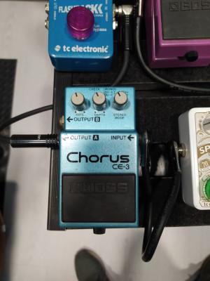 Boss CE3 chorus