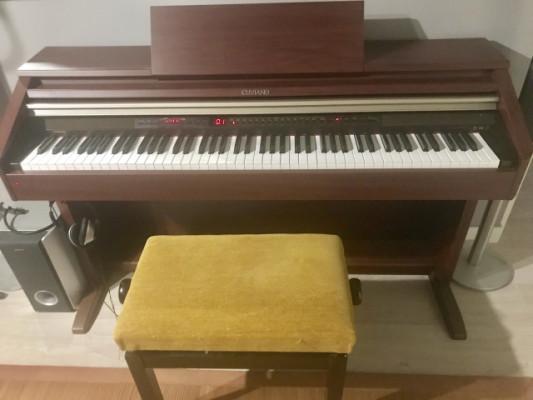 PIANO ELÉCTRICO CASIO CELVIANO AP-500