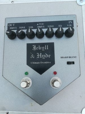 Jekyll & Hyde Ultimate Overdrive V1 made in USA