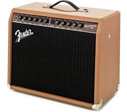 Amplificador guitarra acústica Fender Acoustasonic 90