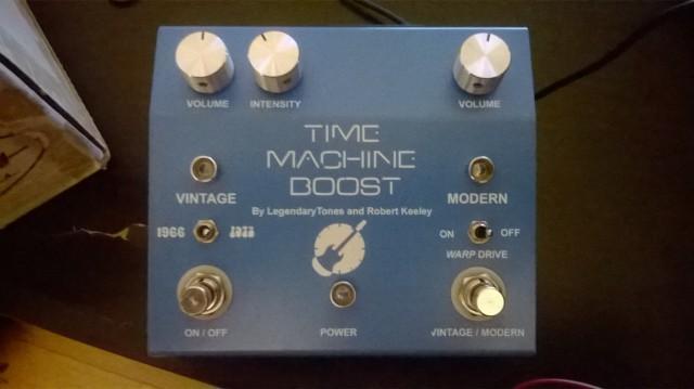 Time Machine Boost - Keeley