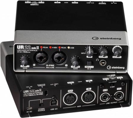 Steinberg UR22 MK2