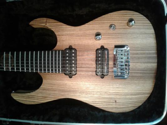 Ibanez RG 7 ( luthier ) ahora con audios
