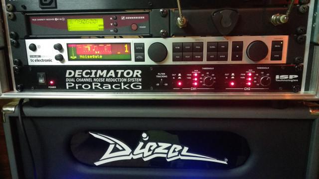 ISP DECIMATOR PRO RACK G