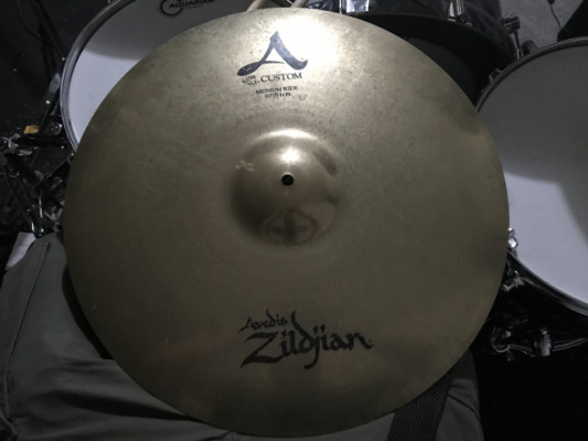 Zildjian A-Custom Medium Ride 20""