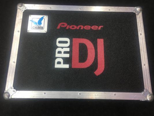 2 x Flightcase Oficial Pioneer CDJ 1000
