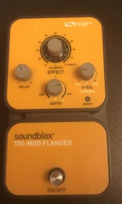 Tri-mod Flanger Source Audio