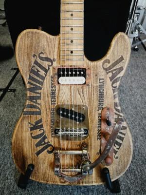 Cayman Custom Guitars Misissippi Bigsby