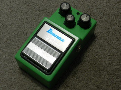Pedal Tube Screammer 9 TS9