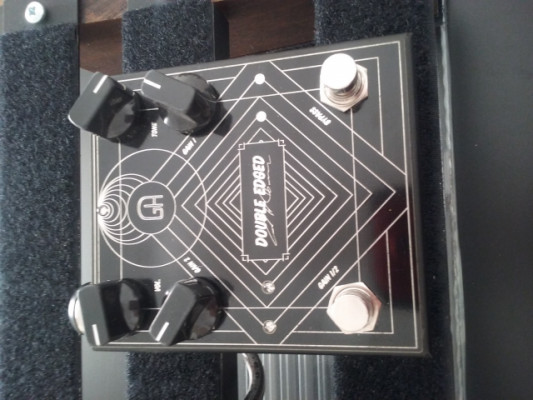 Greenhouse Effects Double Edged Distortion