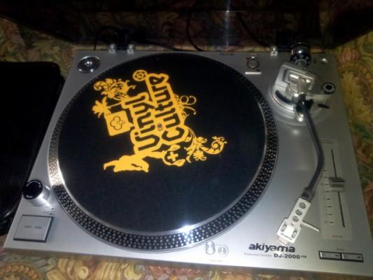 Plato Akiyama DJ 2000S