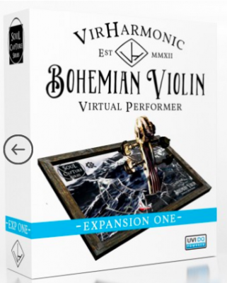 Virharmonic Bohemian violin y cello