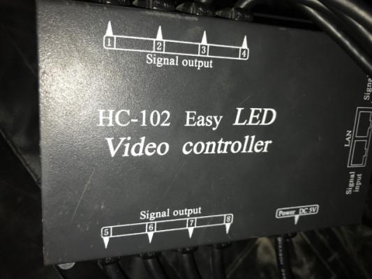 busco 2 unidades hc-102 video controler pra cortina 37.5