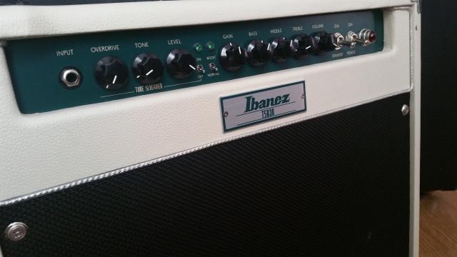 Combo de Guitarra a Válvulas Ibanez TSA30