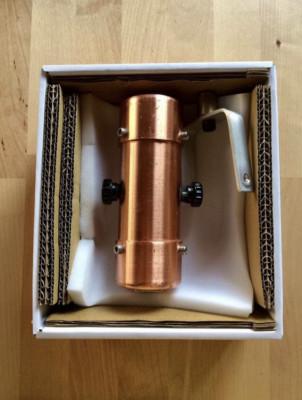 Micrófono Placid Audio Copperphone Lo-fi