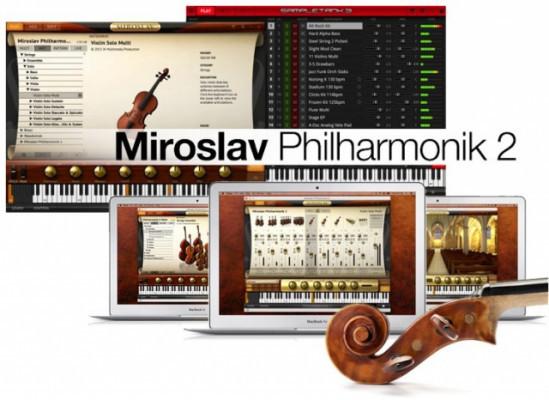 Miroslav Philharmonik 2 (version completa, +58GB)