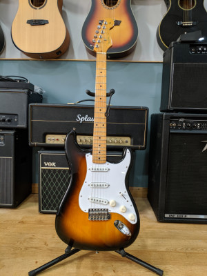 Fender Strat Japan Ri57 de 1995 con set Seymour Duncan SSL-1