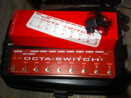 VENDO OCTA-SWITCH II de CARL MARTIN