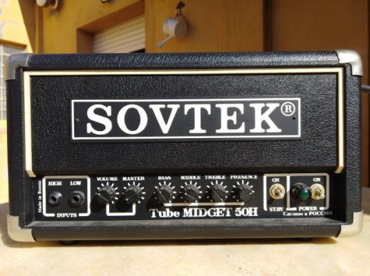 Vendo amplificador Sovtek Midget 50H