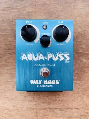 Delay analógico Way Huge Aqua-puss